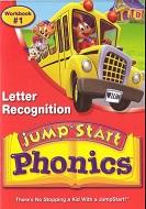 JumpStart Phonics Workbook 1 - Letter Recognition
