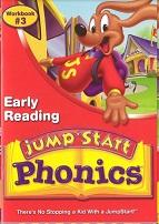 JumpStart Phonics Workbook 3 - Early Reading
