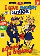 I Love English Junior 2