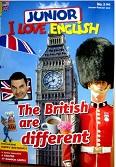 I Love English Junior 5