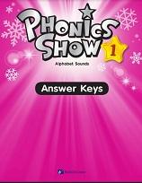 Phonics Show 1 Alphabet Sounds Answer Keys Student Book