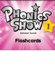 Phonics Show 1 Alphabet Sounds Flashcards