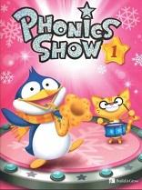 Phonics Show 1 Alphabet Sounds Student Book