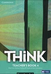 Think 4 B2 Teacher Book