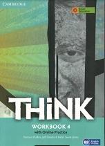 Think 4 B2 Workbook