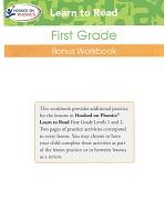 Hooked on Phonics 2010 First Grade Bonus Workbook