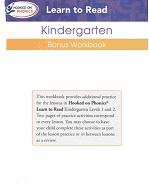 Hooked on Phonics 2010 Kindergarden Bonus Workbook