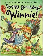 OXFORD Winnie the Witch - Happy Birthday Winnie