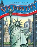 Through Time New York City by Richard Platt