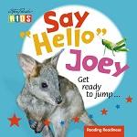 Reading Readiness - Say Hello Joey