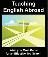 Teaching English Abroad The Effective EFL Job Search - British Council
