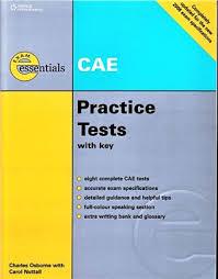 Exam Essentials CAE Practice Tests with Key