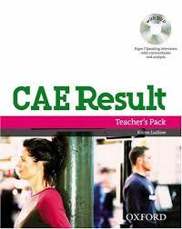 CAE Result Teacher Book New Edition