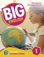 Big English 1 Students Book 2nd Edition American English