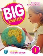 Big English 1 Teachers Book 2nd Edition American English