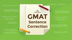 Sentence Correction 101 for GMAT