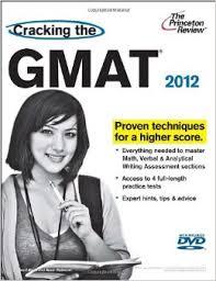Cracking the GMAT 2012 Edition (Graduate School Test Preparation)