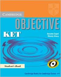 Cambridge Objective KET Student Book