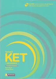 Target KET For Schools Student Book