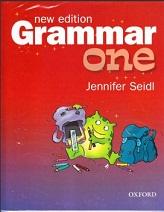 Grammar One New Edition Student Book - Jennifer Seidl