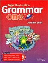 Grammar One New 3rd Edition Student Book - Jennifer Seidl