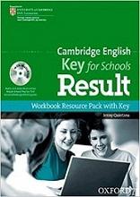 Cambridge English Key for Schools Result Workbook