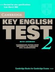 Cambridge Key English Test 2