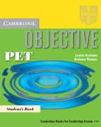 Cambridge Objective PET Student Book