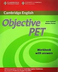 Cambridge Objective PET WorkBook 2nd Edition