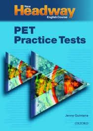 PET Practice Tests Headway
