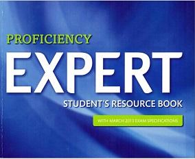 Expert Proficiency Student Resource Book