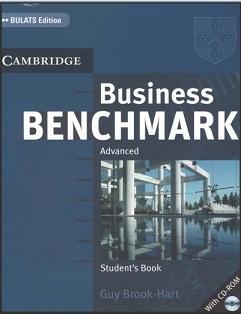 Cambridge Business Benchmark Advanced Student Book BULATS Edition