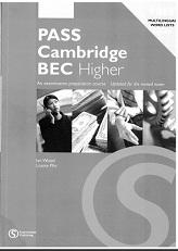 Pass Cambridge BEC Vantage Higher Student Book