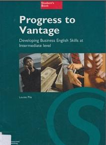 Progress to Vantage Student Book