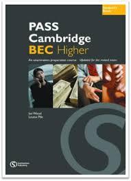 Pass Cambridge Bec Higher Students Book