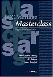 Bec Vantage Masterclass Upper-Intermediate Workbook