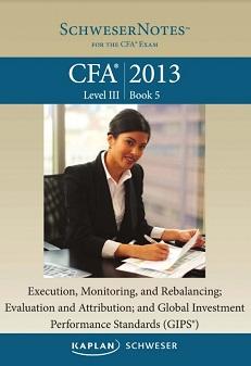 CFA Kaplan 2013 - Level 3 Book 5
