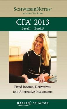CFA Kaplan 2013 - Level 1 Book 5