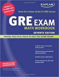 Kaplan GRE Exam Math Workbook 7th Edition