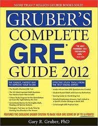 Gruber Complete GRE Guide 2012