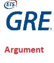 GRE Argument