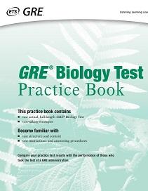 GRE - ETS - Biology Test Practise Book