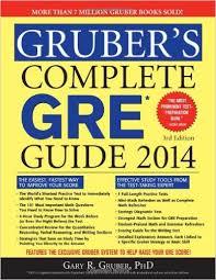 Gruber Complete GRE Guide 2014