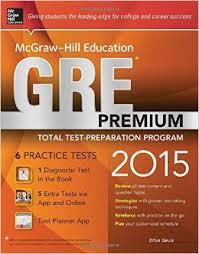 McGraw-Hill Education GRE Premium 2015