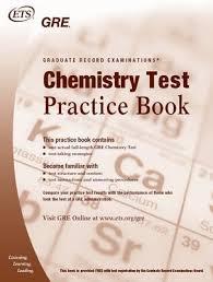 GRE Chemistry Test Practice Book