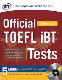 ETS Official TOEFL IBT Tests Volume 2