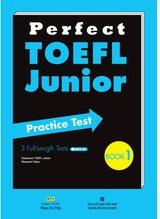 Perfect TOEFL Junior Practice Test Book 1