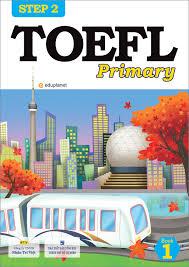 TOEFL Primary Step 2 Book 1