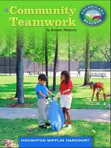 Vocabulary Readers Grade 4 - Community Teamwork