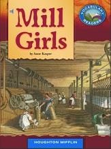 Vocabulary Readers Grade 4 - Mill Girls